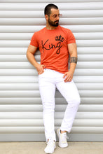 Load image into Gallery viewer, Men's Pocket White Jeans