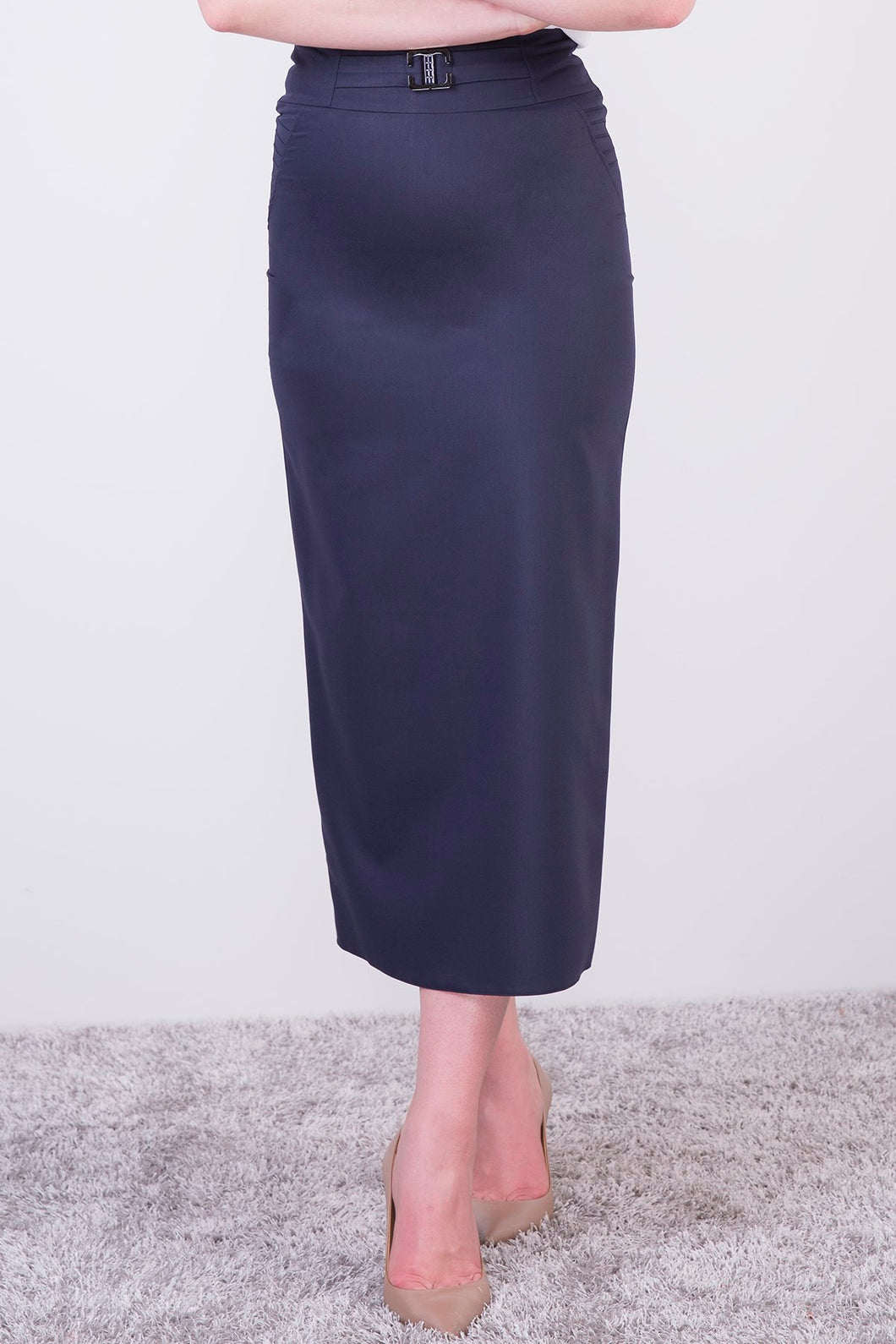 Women's Midi Pencil Skirt