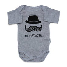 Load image into Gallery viewer, Baby Boy's Printed Grey 3 Pieces Outfit Set