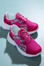 Load image into Gallery viewer, Kid's Fuchsia Sport Shoes