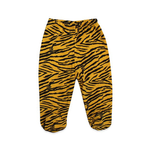 Baby's Tiger Print 3 Pieces Outfit Set