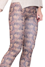 Load image into Gallery viewer, Women's Printed Mink Tights