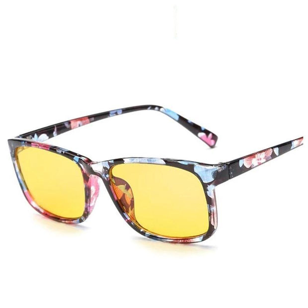 Modelo Flower <br> Gafas anti-luz Azul Gaming
