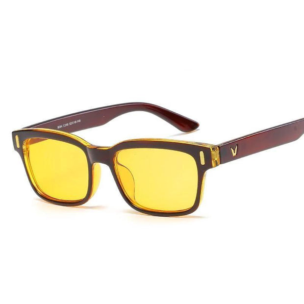 Modelo Oblong <br>Gafas anti-luz Azul Gaming