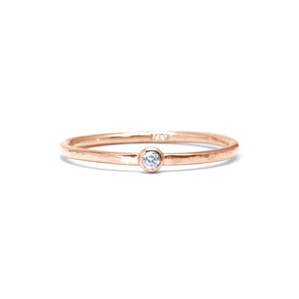 Crista Ring - Rose Gold