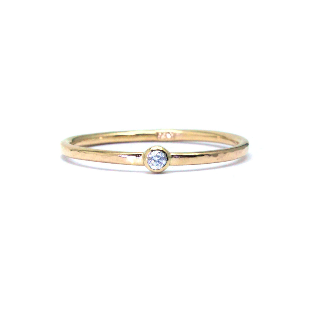 Crista Ring - Yellow Gold