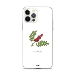 Sumac iPhone Case