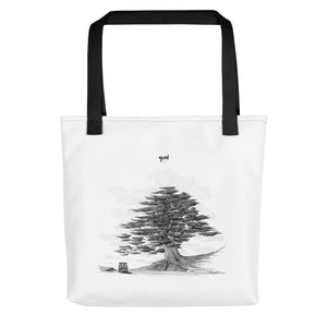 Tote bag - Old Cedar