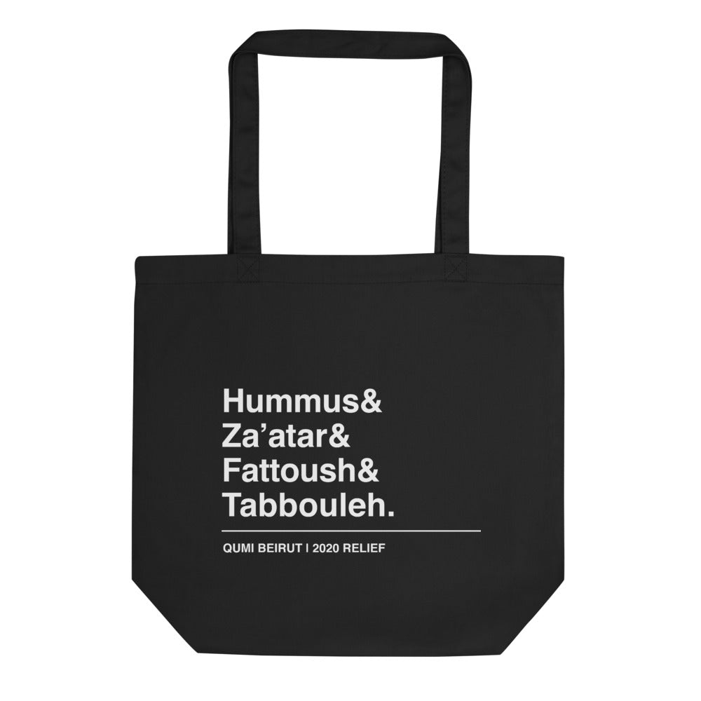 Eco Tote Bag - Mezza