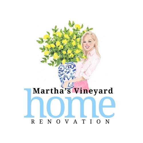 Our Martha's Home Renovation