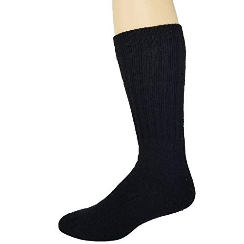 Thermal Socks Merino Wool For Men and Women - Extra-Warm Winter Cold Weather