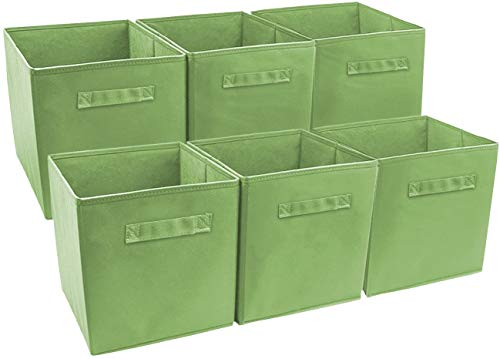 DFL INC. Storage Bins - Organization and Storage, Closet Organizer Cube Storage