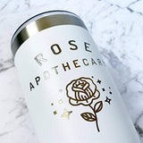 Rose Apothecary Cup | Wine Glass | Custom | Coffee |