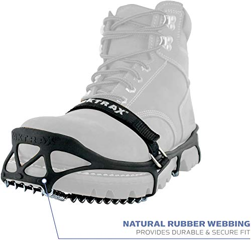 Pro Traction Cleats for Walking, Jogging, or Hiking on Snow and Ice