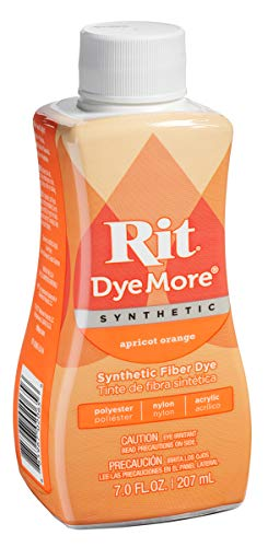 Rit DyeMore Liquid Dye, Apricot Orange