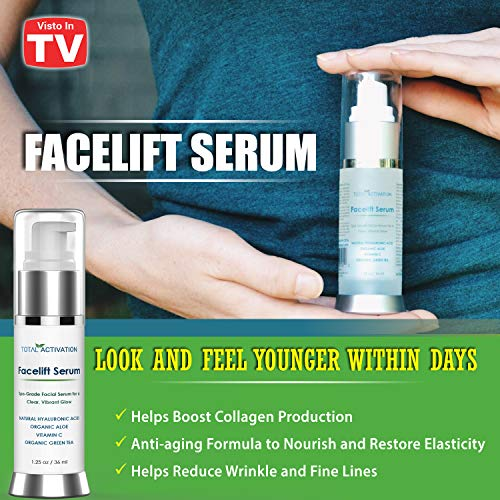 Dark Spot Corrector for Face, Anti Aging Face Serum & Age Spot Remover
