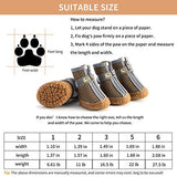Hcpet Dog Boots Nine Hole Net with TPR Rubber Breathable Material Antislip Pet Shoes
