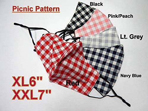 GemStorm XXL Extra Large [ Your Color Choice ] Big and Tall 3D 3 Layers Cloth
