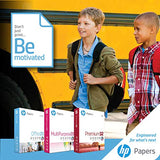 HP 8.5x11 Printer Paper | Copy&Print 20 lb. | 1 Pack – 400 Sheets | 92 Bright
