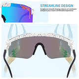 Pit Viper Sunglasses, Outdoor Cycling Glasses, UV400 Polarized Sunglasses