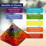 Energy Generator Orgone Pyramid for Emf Protection & Healing- meditation
