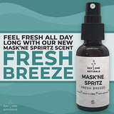Maskne Spray! Fresh Breeze Acne Fighting Vegan, Natural, Cruelty-Free Spray. 1oz ****