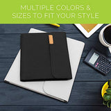 Rocketbook Capsule 2.0 Folio Cover for Core, Panda and Fusion - 100% Recyclable Cove