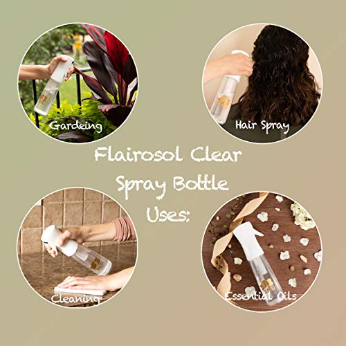 Beautify Beauties Flairosol Hair Spray Bottle – Ultra Fine Continuous Water Mister