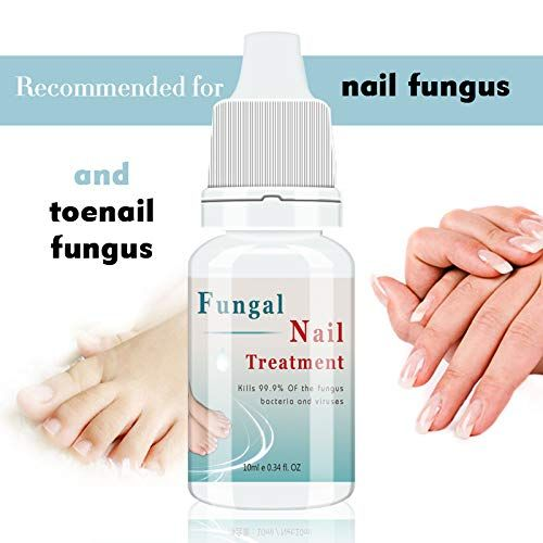 Fungus Stop, Anti Fungus Nail Treatment, Effective Against Nail Fungus, Anti Fungal Nail Solution 10ML