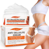 Anti Cellulite Cream, Slimming Cream for Tummy, Abdomen, Belly & Waist - Firming Cream - Hot Cream for Weight Loss 100g