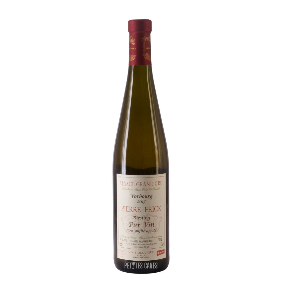 Riesling Grand Cru Vorbourg