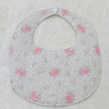 Load image into Gallery viewer, Baby Bib Flowers