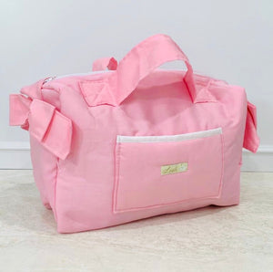 Hot Pink Diaper Bag set of 3 items