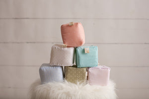 6 Pack Fabric Blocks