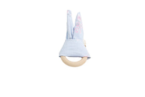 Teething Bunny Ring