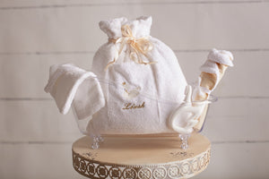 Children's Baby Spa 4 Pieces Gift Set