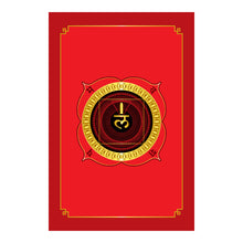 "Load image into Gallery viewer, Root Chakra Hardcover Journal 7.125"" x 10.25"" Blank, Lined, Graph, or Dot Grid"