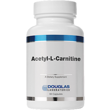 Acetyl L-Carnitine 500mg 60 caps