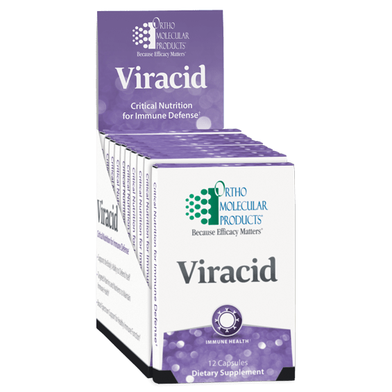 VIRACID Blister pack - The Rothfeld Apothecary