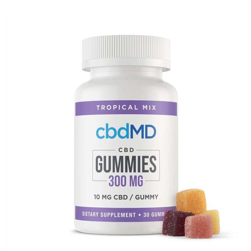CBD Gummies 300mg 30ct - The Rothfeld Apothecary