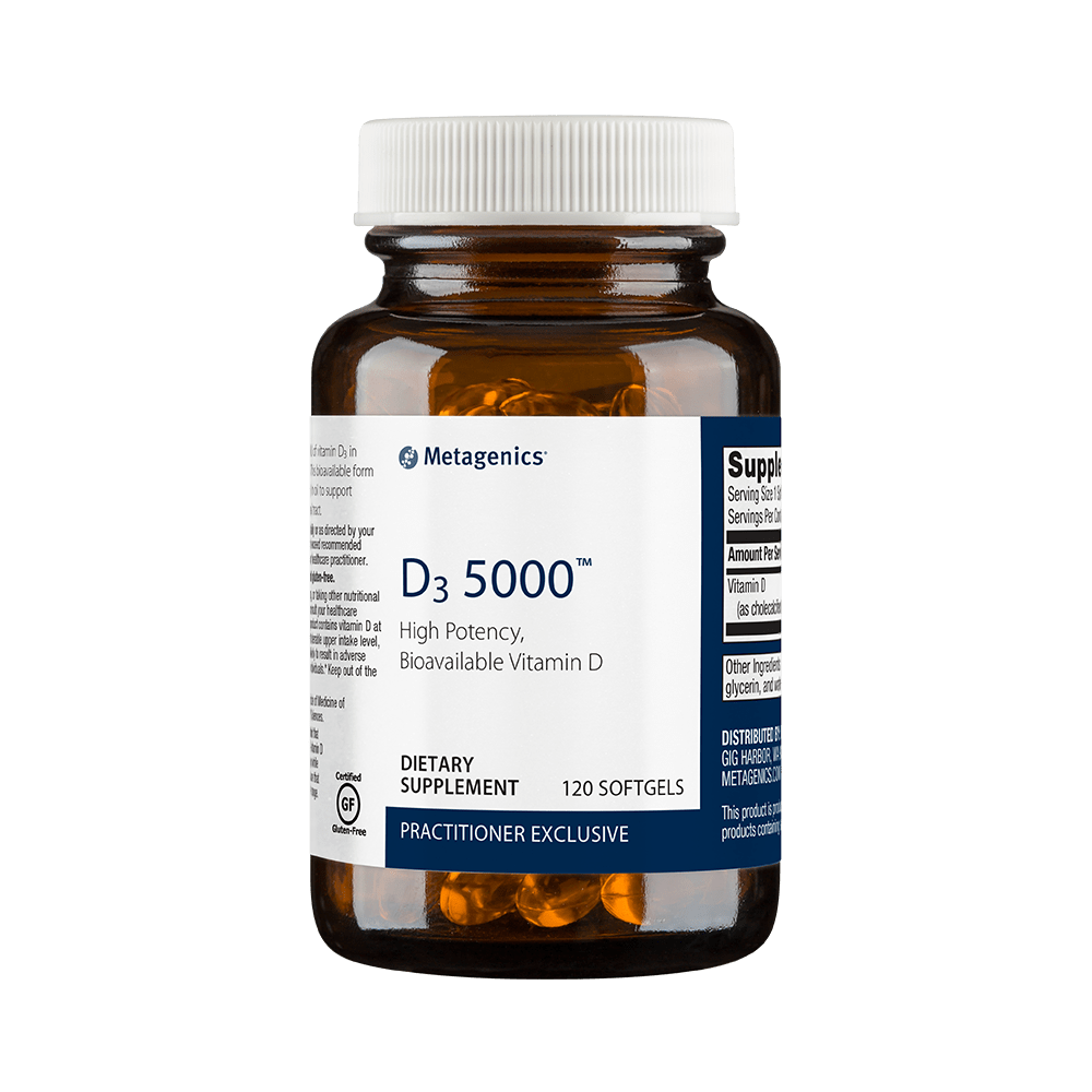 Vitamin D3 5000iu - The Rothfeld Apothecary
