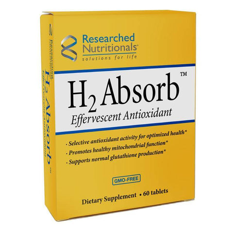 H2 Absorb (Hydrogen) - The Rothfeld Apothecary