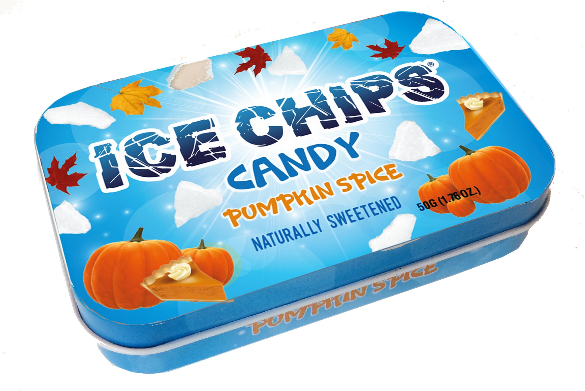 Ice Chips Pumpkin Spice