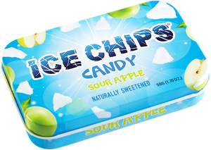 Ice Chips Sour Apple