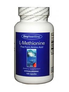 L-Methionine 500mg - The Rothfeld Apothecary