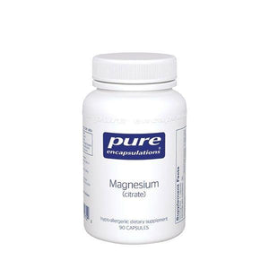 Magnesium Citrate 150mg PURE - The Rothfeld Apothecary