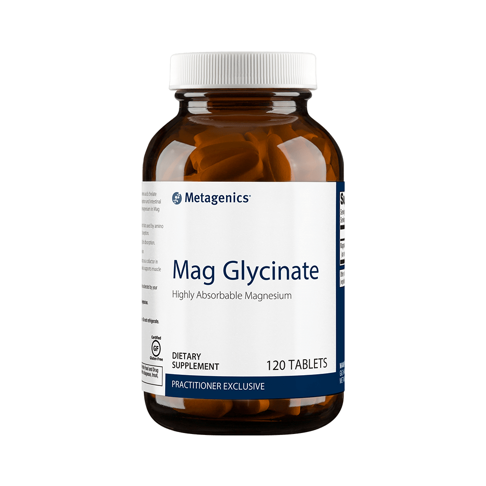 Magnesium Glycinate - The Rothfeld Apothecary