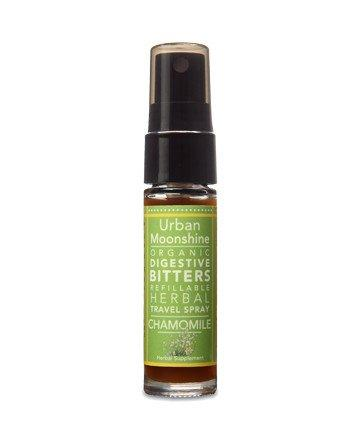 Urban Moonshine Organic Bitters Chamomile 15ml travel spray - The Rothfeld Apothecary