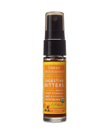 Urban Moonshine Organic Bitters Citrus 15ml Travel Spray - The Rothfeld Apothecary