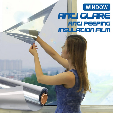 Anti-glare Heat Insulation Film (Anti-peeping)